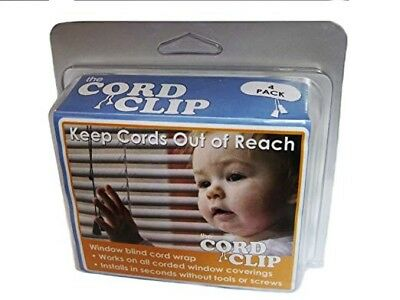 Child Proofing ,Child Window Safety, Cord Clip,Blind Cord Safety, Price Reduced