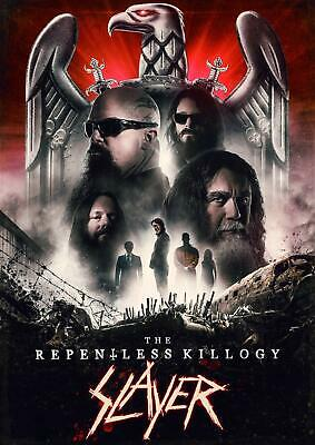 Slayer - The Repentless Killogy (live At The Forum In Inglewood Ca) - Blu-ray