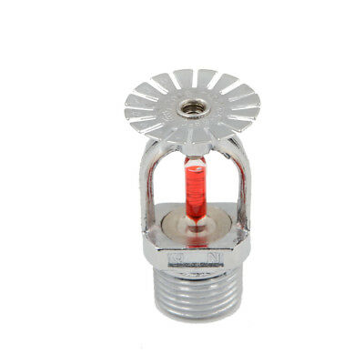 68℃ ZSTX-15 Pendent Fire Sprinkler Head For Fire Extinguishing System Protect zi