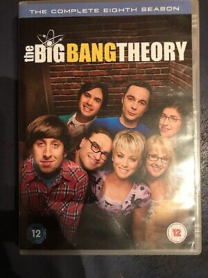 The Big Bang Theory Series 8