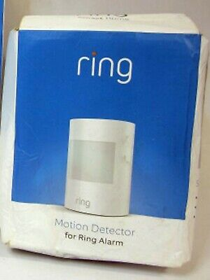 Ring - Alarm Motion Detector for Ring Alarm - NEW in Beat -up Box