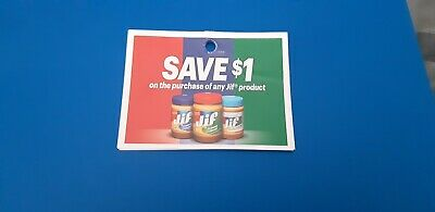 10x$1.00 off any jif product