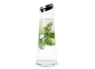 NEW VIVO Water carafe 1.1L High-quality borosilicate glass Extremely heat-proof