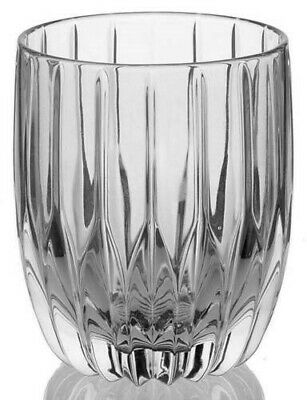 Mikasa Park Lane Crystal Double Old Fashioned Glasses