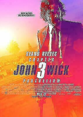 John Wick Chapter 3 Parabellum 2019 DVD