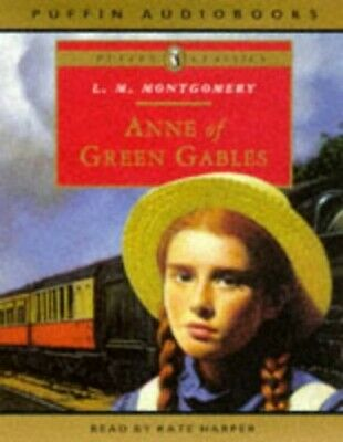 Anne of Green Gables (Puffin Classics) by Montgomery, L. Audio cassette Book The