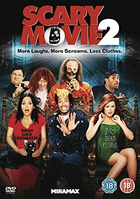 Scary Movie 2 [DVD] - DVD  2AVG The Cheap Fast Free Post