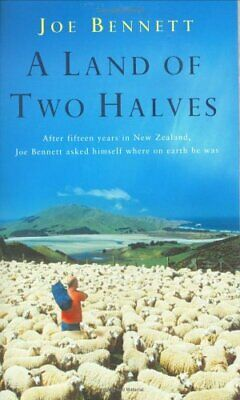 A Land of Two Halves: Looking for a Lift in Both Ne... by Bennett, Joe Paperback