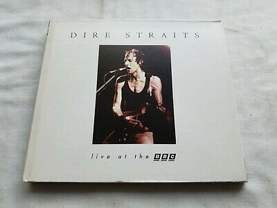 DIRE STRAITS LIVE AT THE BBC 1995 Original LIVE CD  MINT