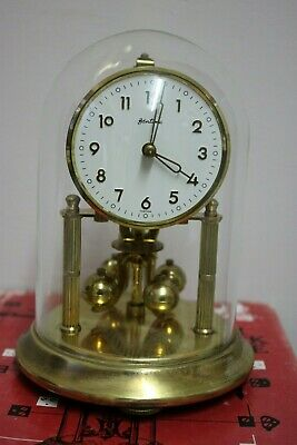 Vintage Small Kern Anniversary Dome Clock KERN & SÖHNE