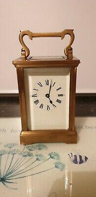 Edwardian french carriage clock  In great working condition