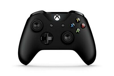 Original Microsoft Xbox One Wireless Controller Model With 3.5mm Jack Black