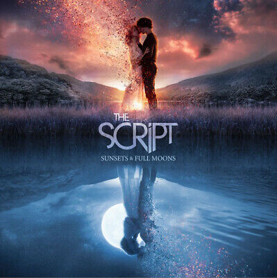 CD - The Script - Sunsets & Full Moons