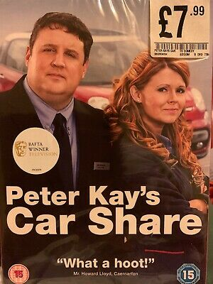 Peter Kay's Car Share - Season Series 1 One (DVD) NEW & SEALED