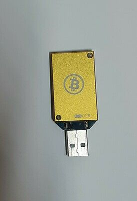 ASIC Miner Block Erupter Collector USB 330MH/s Gold Bitcoin miner