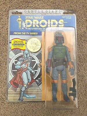 Gentle Giant Kenner Star Wars Droids Boba Fett SDCC Excl. Jumbo Retro Figure