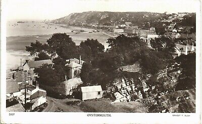 Oystermouth near Mumbles # 2937 by Ernest T.Bush.
