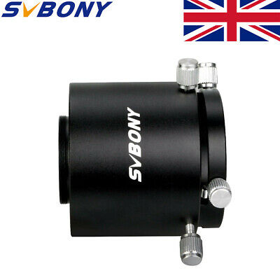 SVBONY Variable Projection Camera Adapter  Spotting Scope Black Fully Metal UK