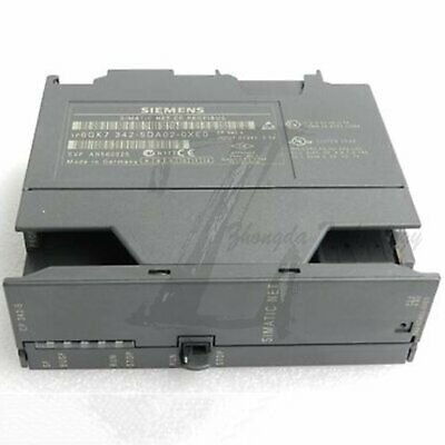 Used Siemens PLC 6GK7342-5DA02-0XE0 Tested In Good Condition