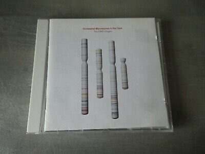 Orchestral Manoeuvres In The Dark ‎– The OMD Singles cd album