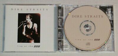 Dire Straits (Mark Knopfler)-Live At The Bbc-Warner Brothers Records 46053-2-Cd