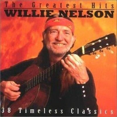 Willie Nelson - The Greatest Hits: 38 Timeless Classics (2 CD)