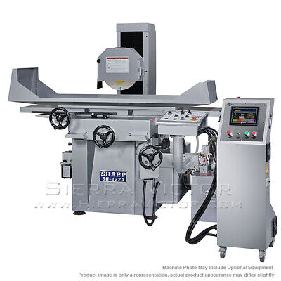 SHARP Automatic Surface Grinder SH-1224 SALE SPECIAL!
