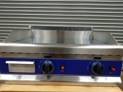 Brand New In Box Gas Griddle Rodut Model Hgt - 600D Catering Hotplate