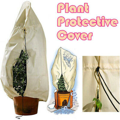 Plant Warming Winter Protection Jacket Covers Tree Frost Protector Garden Shrub