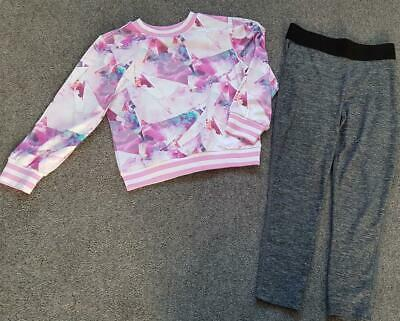 7Girls Matalan/Next,  2 Piece, Sportswear Outfit, Leggings & Top,  7 Yrs
