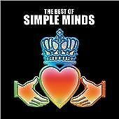 Simple Minds - The Best Of Simple Minds 2 CDs Virgin 2001
