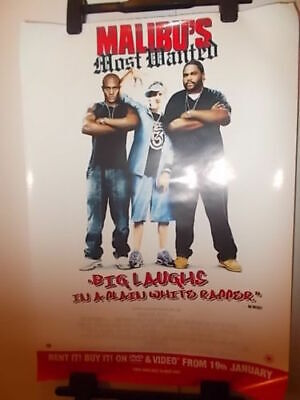 Malibu/'s Most Wanted Movie Promo Don/'t Be Hatin/' Tank Top Never Been Worn Rare!