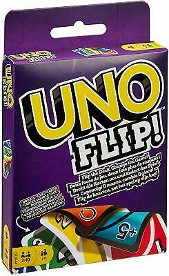 UNO Flip Card Game - Classic Card Game You Know