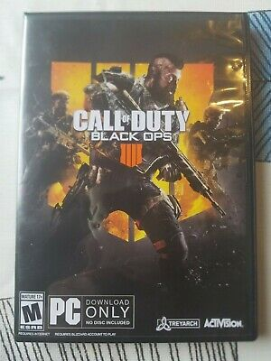 Call of Duty: Black Ops 4 (PC, 2018) *New
