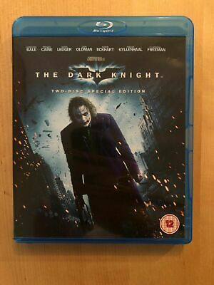 The Dark Knight 2 Disc Special Edition Bluray