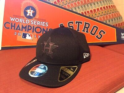 Houston Astros Players Weekend New Era 59Fifty Fitted Hat (Black) MLB Cap