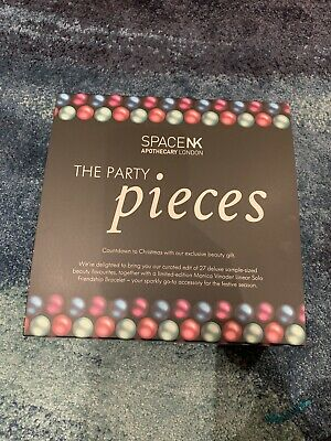 £450 Space NK 'The Party Pieces' Set + £25 Gift card & Monica Vinader Bracelet
