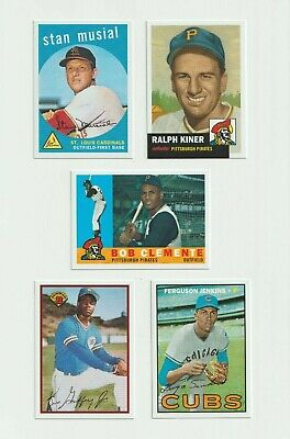 2019 Topps Update ICONIC CARD REPRINTS  ~  LOT of 5  ~  Ken Griffey Jr.