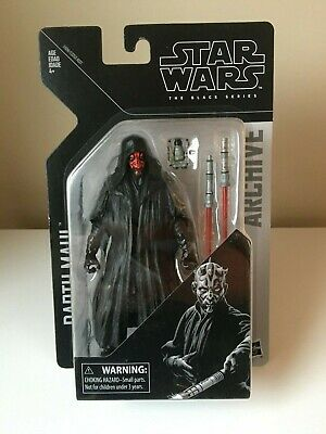Star Wars Black Series Hasbro Archive Collection Darth Maul Action Figure