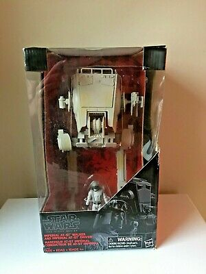 Star Wars Black Series Hasbro AT-ST Imperial Walker SEALED Action Figure