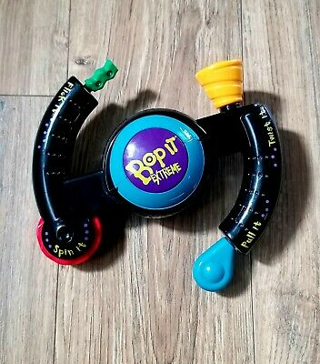 Hasbro Vintage Bop It Extreme 1998 Handheld Electronic Party Game WORKS