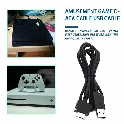 2 in 1 USB Charging Lead Charger Cable for Sony Playstation PS Vita MK