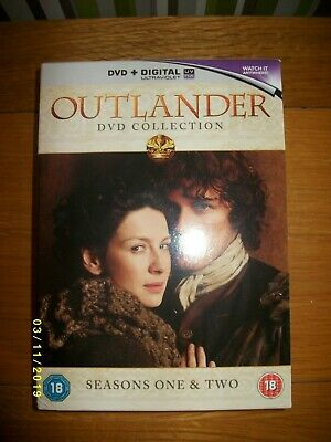 OUTLANDER DVD Seasons One and Two Box Set