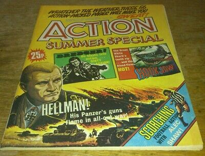 Action Weekly, Summer Special, 1976
