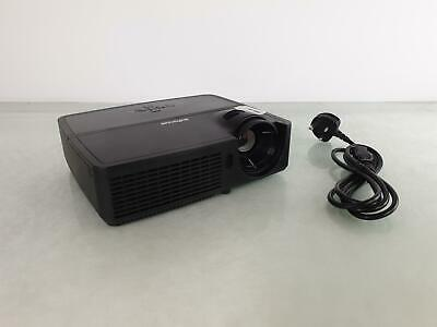 InFocus IN112 Portable DLP Projector, 3D ready, SVGA,