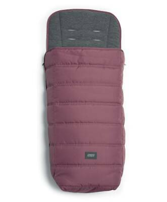 Mamas & Papas All Seasons Footmuff for Pushchair - Pink Orchid