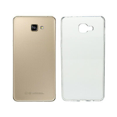 Soft Silicone TPU Ultra Thin Clear Case Cover For 2016 Samsung Galaxy S7 A9 _ch