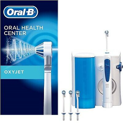 Oral-B Oxyjet Cleaning System with Oral Irrigator Dental Flosser MD20, BRAND NEW