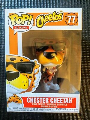 funko pop ad icons Chester Cheetah #77 BRAND NEW *Ready to ship*