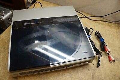 Technics Sl-6 Direct Drive Automatic Turntable System